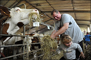 AGRICULTURE/AGRO-ALIMENTAIRE